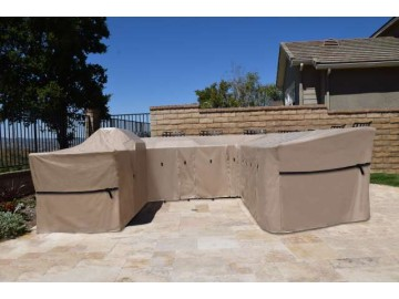 Modular Outdoor Kitchen Covers
