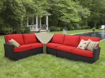 Sectional Cover - Center Pieces