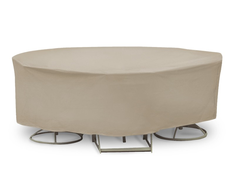 Round patio bar table and chair set covers for Round pub table and chairs