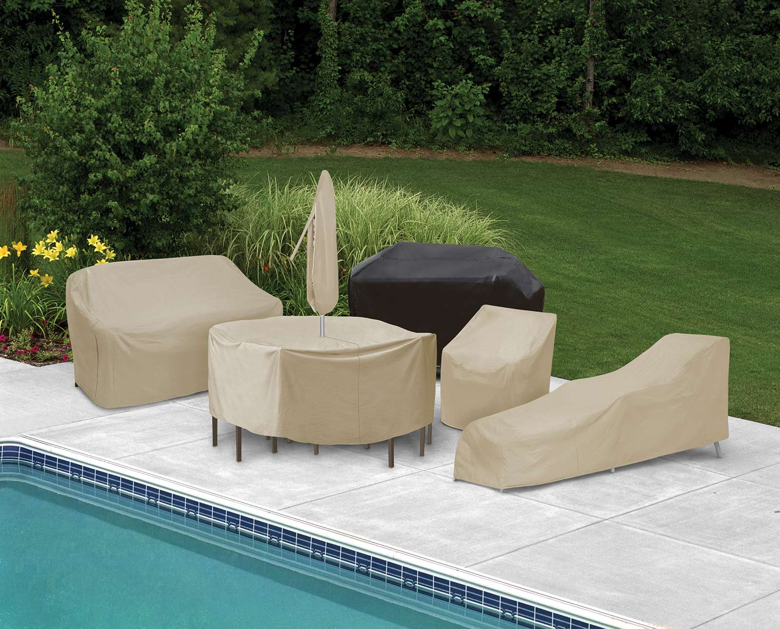 Pci protective covers for Pci outdoor furniture covers